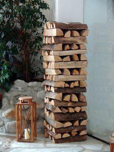 gartenkamin test brennholz festmeter raummeter
